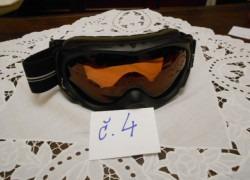 Lyžiarske, snowboardové okuliare používané