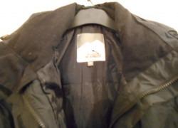 Značková bunda McKINLEY s kapucňou, 160-175 cm