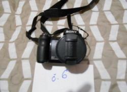 fotoaparát Sony DSC-H7 Black Super