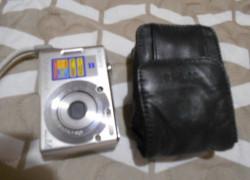 Sony Cyber-shot DSC-W35 7,2 mpx
