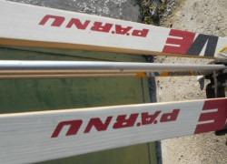 Bežky Pärnu drevené 210 cm