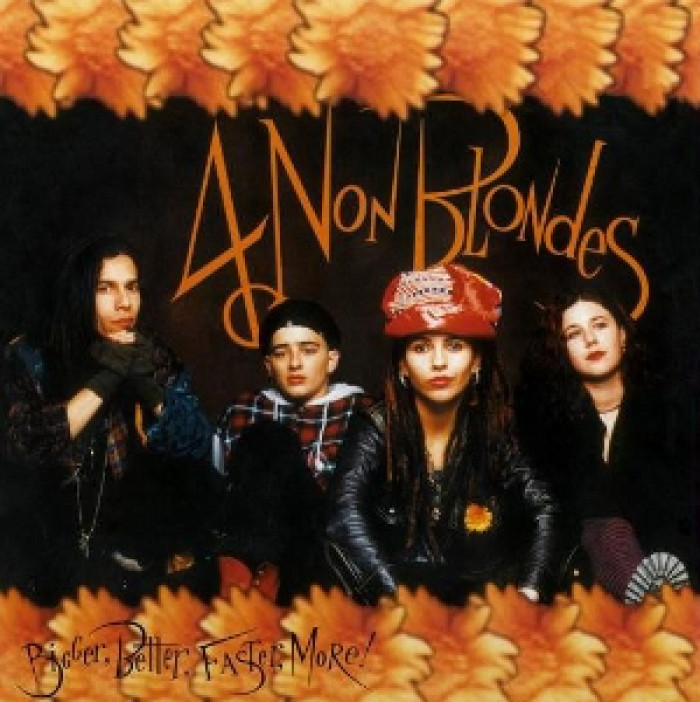 4 Non Blondes ‎– Bigger, Better, Faster, More!