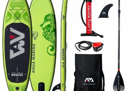 Paddleboard Aqua Marina BREEZE SET 2019