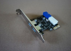 PCI-e Card USB 3.0 adapter